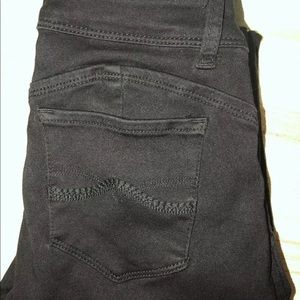 Pants - Women jeans black